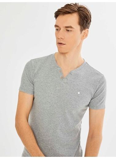 Xint Tişört Gri
